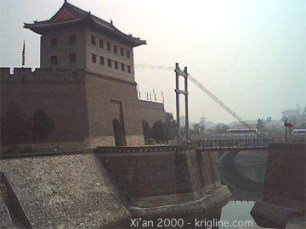 Another marvel is the complete Ming Dynasty (AD 1400s) wall that still stands.