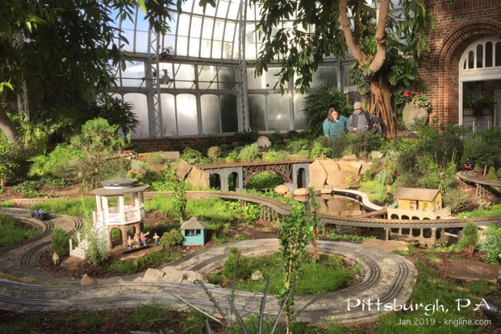 The Phipps Conservatory has been bringing beautiful flowers and plants to Pittsburgh since 1893.