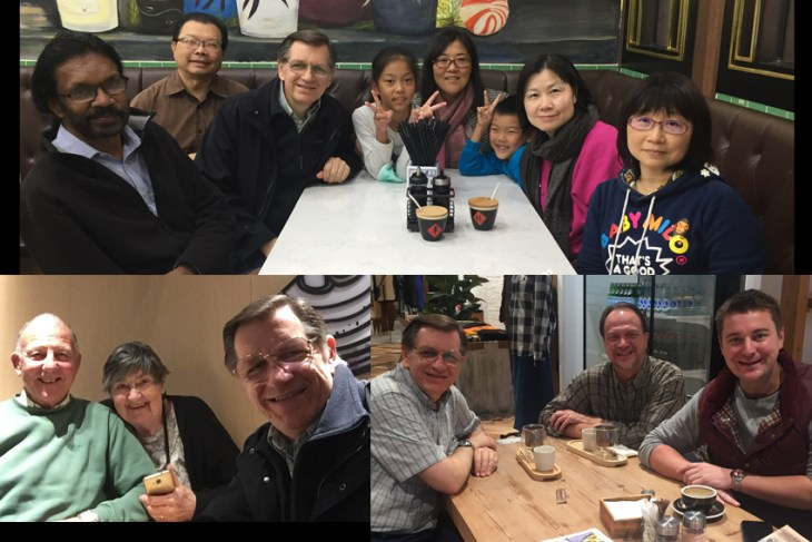 Our international headquarters are in Hong Kong, so I had about 48 hours to meet colleagues, our Board, and a few friends. Too bad I had so little time, with so many things to do and so many to see!