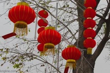 Fengjinghu Lantern Festival--Xiamen 2015
