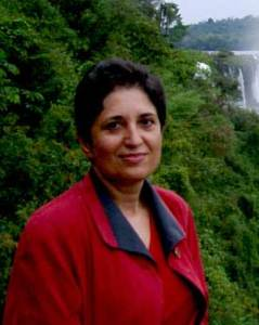 Professor Farideh Honary