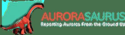 Aurorasaurus logo
