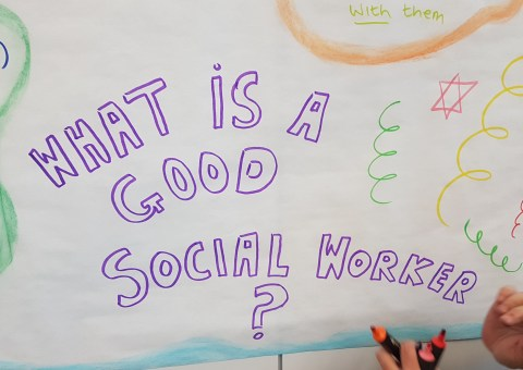 what is a good social worker?