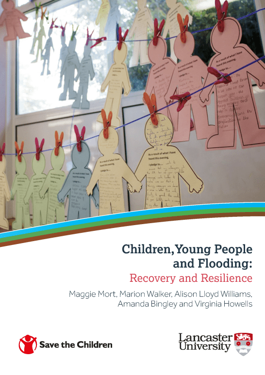 Children, Young People and Flooding Front Cover_Page_01