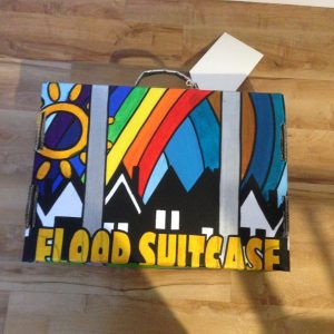 The flood suitcase
