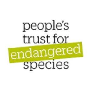 People's Trust for Endangered Species Logo