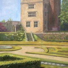 Penshurst, an early afternoon in May. by Jane O'Nions