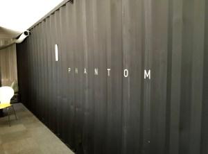 2016サンフェスティバルでの社会実験カフェ〜Phantom〜の中その2