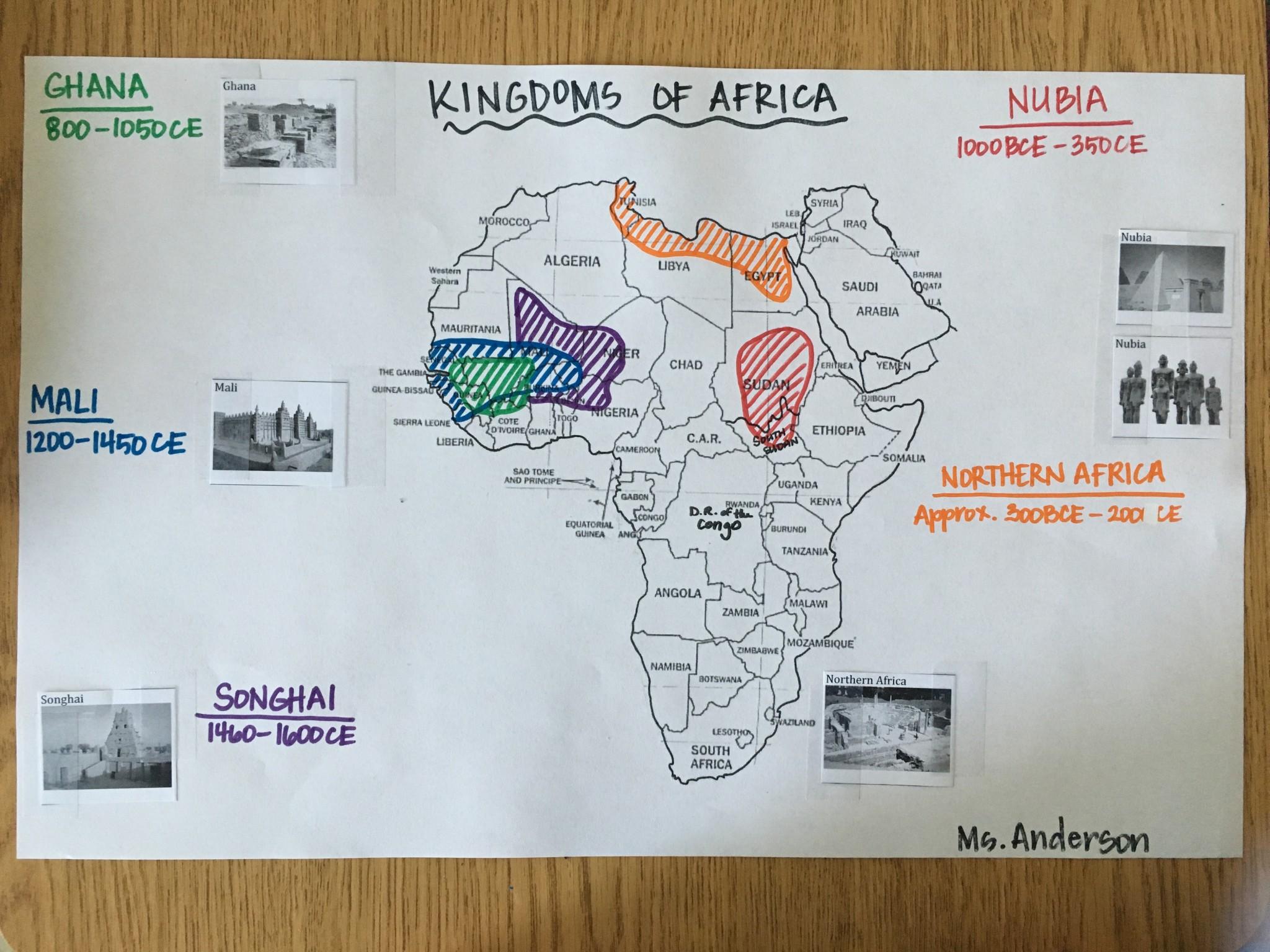 Africa Amp Asia