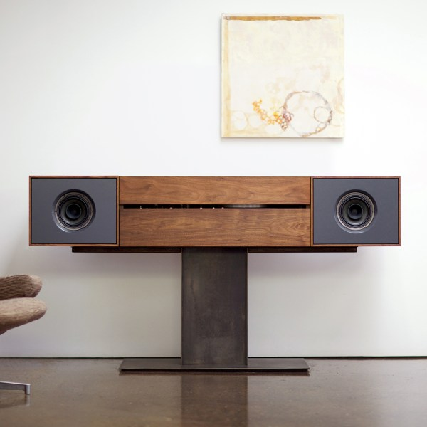 Symbol Audio / Handcrafted Furniture with a Modern Sound