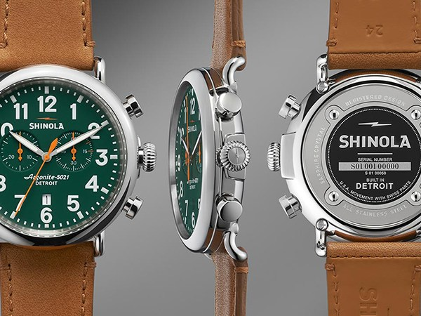 Shinola / Bringing Watchmaking Back to America