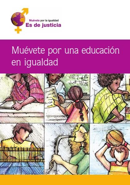 Muévete por una educación en igualdad