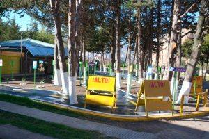 Reabren parque ecológico de educación vial