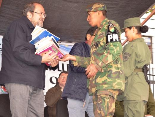 Campaña Bolivia Lee comenzará con recolección de libros el domingo 13 de Mayo