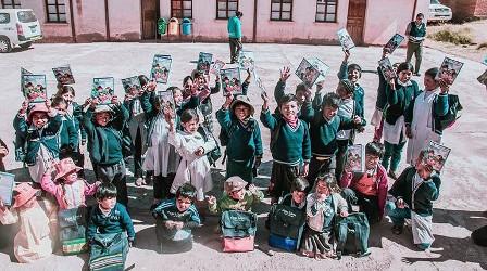 Niños de Tapacarí asumen roles de sus padres ante la migración