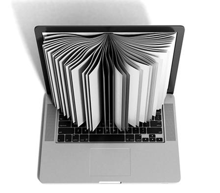 Los impactos del cambio de los libros de texto impresos a los libros digitales