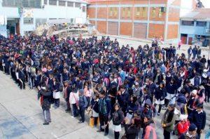 Unidades escolares sin cámaras de seguridad