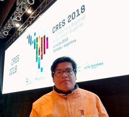 """CRES 2018: """"La Academia y la Universidad deben transformar la realidad de Latinoamérica"""""""