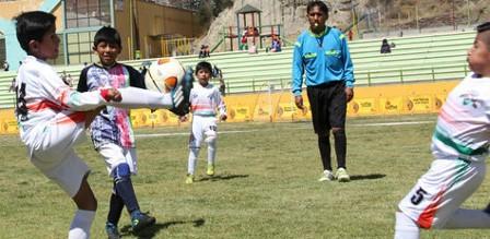 La Paz destina 60 escuelas deportivas ediles como opción para las vacaciones de invierno