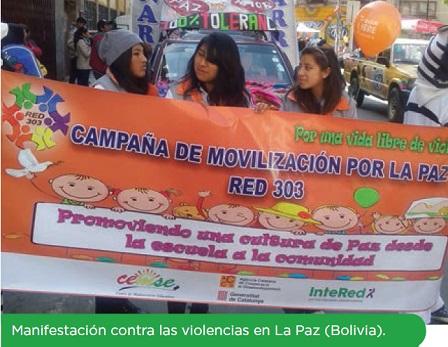 Derecho de mujeres y niñas a una vida libre de violencia en Bolivia
