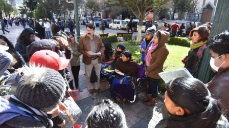 UPEA retorna a clases pero mantiene sus demandas con nuevas protestas