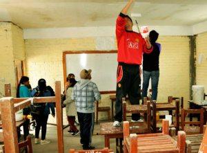 Mantenimiento de unidades educativas