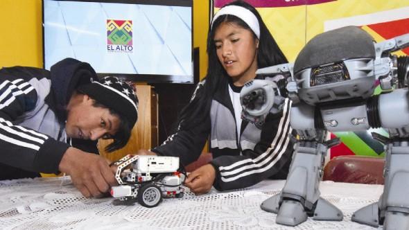 Nace en El Alto una escuela para formar emprendedores