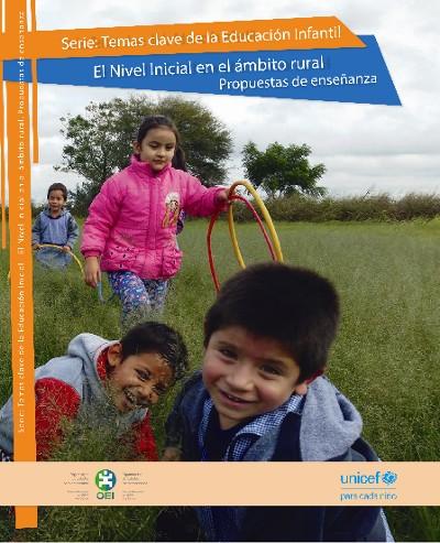 El Nivel Inicial en el ámbito rural:Propuestas de enseñanza