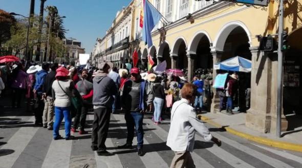 Alcaldía destinará 3, 2 millones para U. E San Antonio de Pucara
