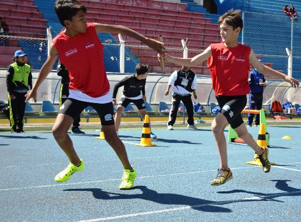 Se realizó el sorteo de grupo rumbo a los VII Juegos Deportivos Estudiantiles Plurinacionales de primaria