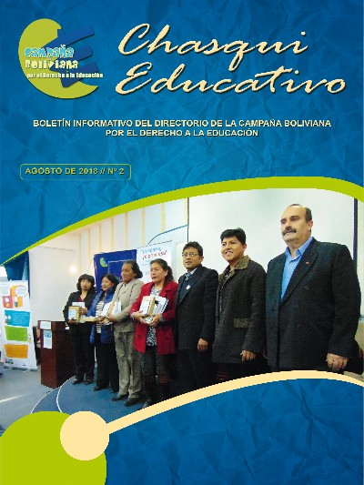 Boletín Informativo: «Chasqui Educativo»