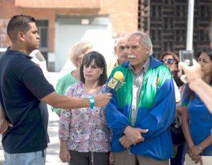 Maestros venezolanos se declararon en emergencia