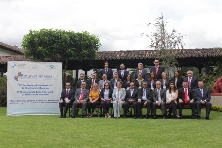 Se suscribe la declaración de La Antigua Guatemala que vinculará las políticas iberoamericanas a la Agenda 2030