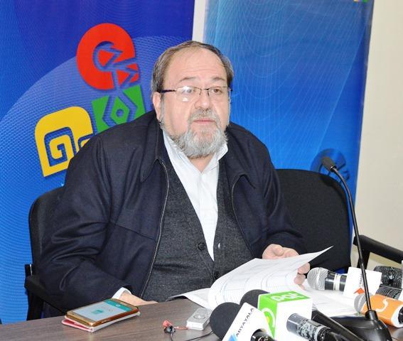 Aguilar: Preinscripción es gratuita y no se requiere hacer filas