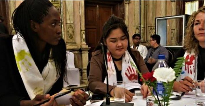 Encuentro de jóvenes: El primer paso para potenciar la participación de los y las jóvenes en la toma de decisiones de la Campaña Mundial por la Educación