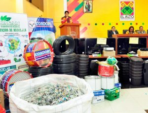 Colegios premiados por cuidar medioambiente