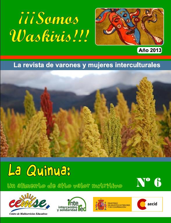 La Quinua: un alimento de alto valor nutritivo