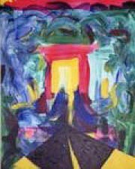 204 [134] Sacred Precinct, Dual Epiphany