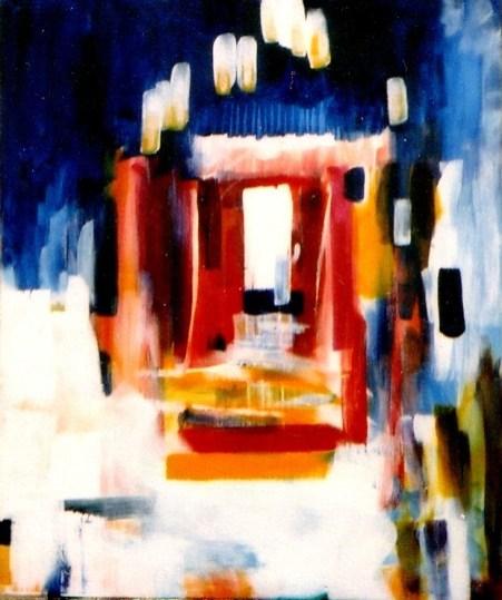 223 [152] Spirit of Dark Matter VI: Temple Passage - Shalaco Kachina