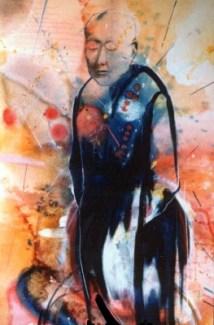 85 [34] Fr. Yang- Fr. Frost's first monastic teacher: Catholic Teachings, Monastic History, Chinese Brush Painting.