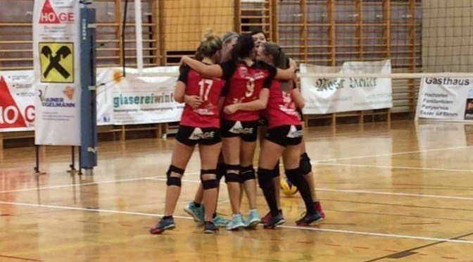 11teamsports 1. NÖ LL Damen / Nibelungengau – Langenlebarn 3:2