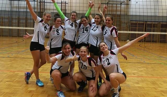 11teamsports 1. NÖ LL Damen / Wr. Neustadt – Sokol NÖ 3:2