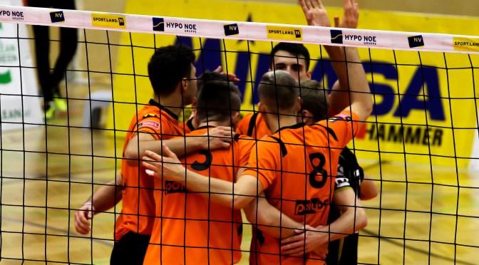 ÖVV Cup Herren – Titelverteidiger erneut unter den besten vier Österreichs