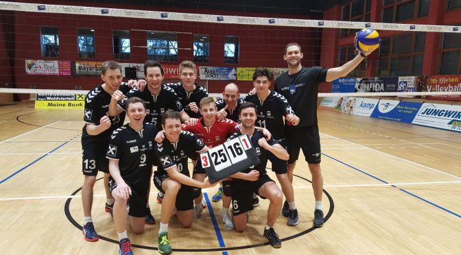 11teamsports 1. NÖ LL Herren / Waldviertel – Bisamberg 3:1