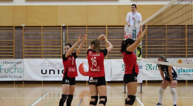 11teamsports 1. NÖ LL Damen / VB NÖ Sokol – Nibelungengau 3:0
