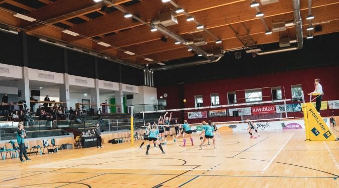 11teamsports 1. NÖ LL Damen / Zwettl – Nibelungengau 3:1