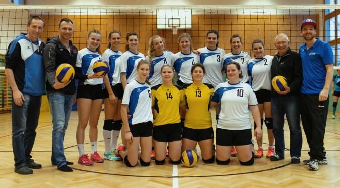 11teamsports 1. NÖ LL Damen / Böheimkirchen – Zwettl 0:3