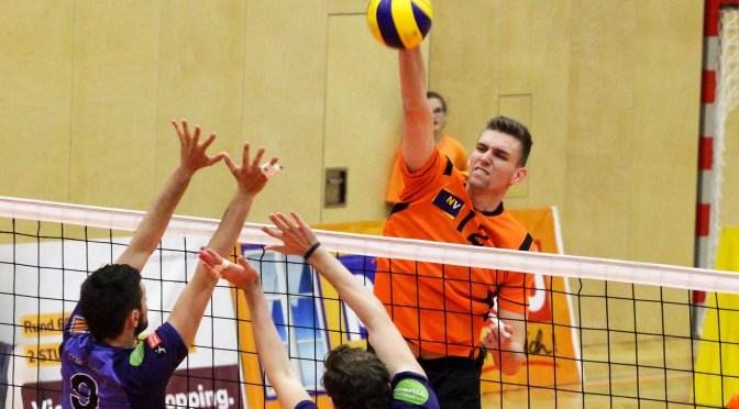 Volley League Men – Spiel um Platz 5. / Versöhnlicher Heimabschluss für Amstettens Volleyballer
