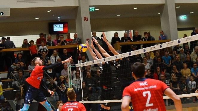 MEVZA Cup Men – Gewaltiger Start in Zwettl