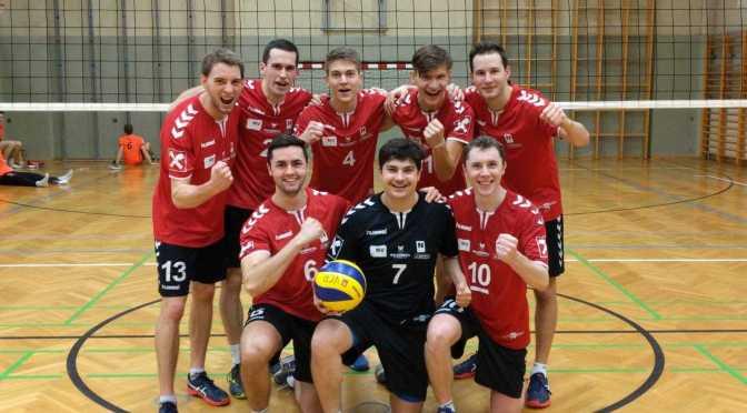 11teamsports 1. NÖ LL Herren / Amstetten – Waldviertel 2:3